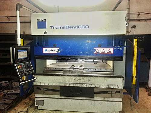 TrumaBend C60