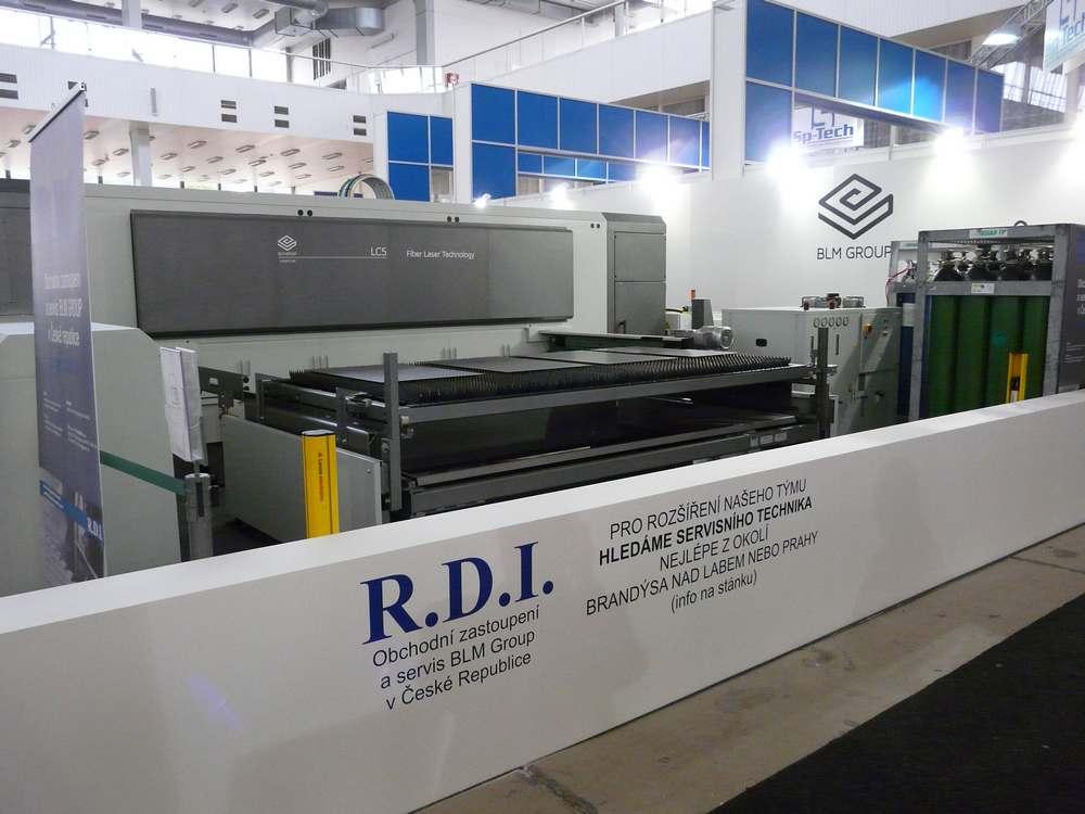 R.D.I. - BLM LC5