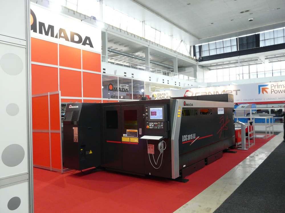 AMADA LCG 3015