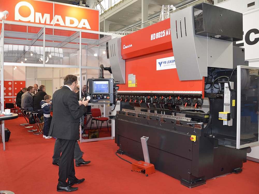 AMADA HD 8025 NT