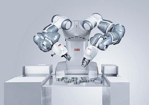 Robot ABB YuMi