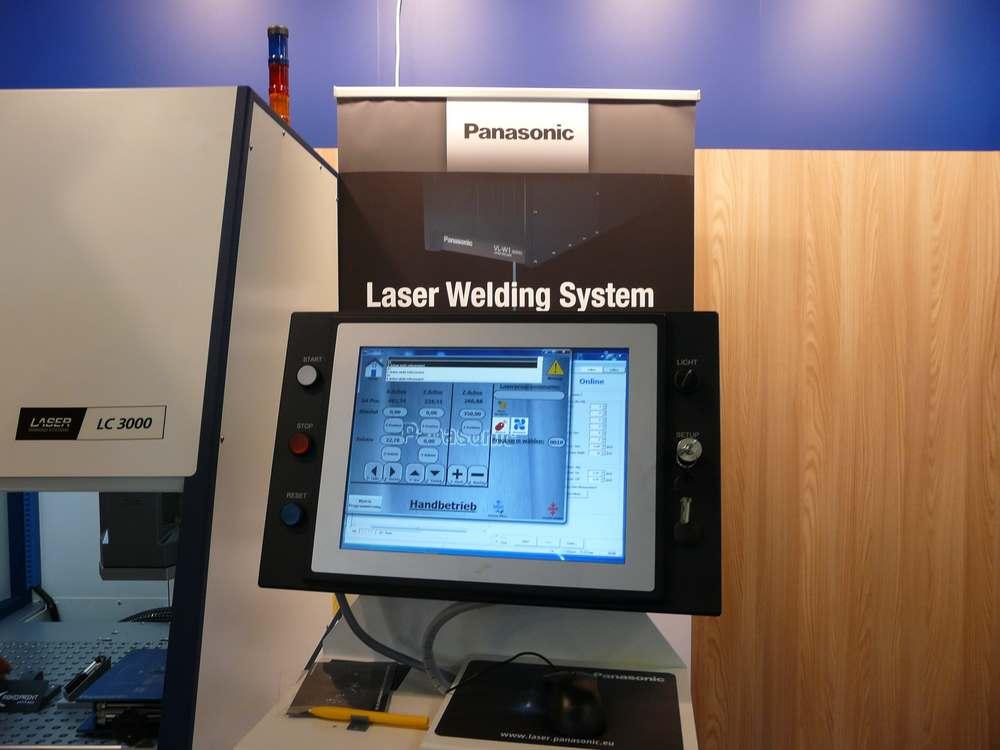 Panasonic LC 3000