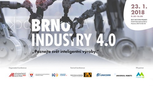 Brno průmysl 4.0