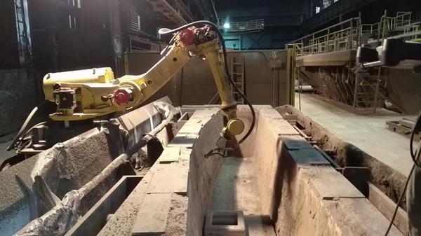 Třinec robot