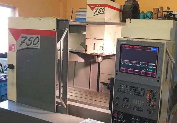 MCV 750