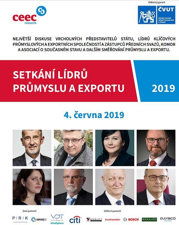 setkání lídrů 2019