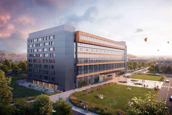 Siemens řízení budov