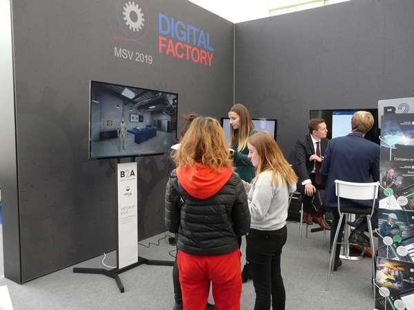 digitální továrna