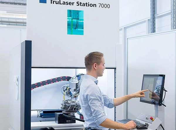 trulaser station 7000