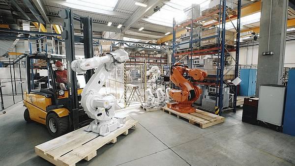 abb robots