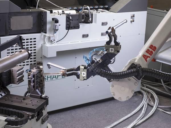 BLM ELECT 40 ABB robot