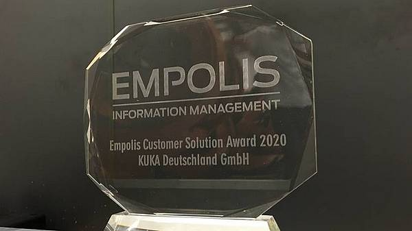 Empolis customer award