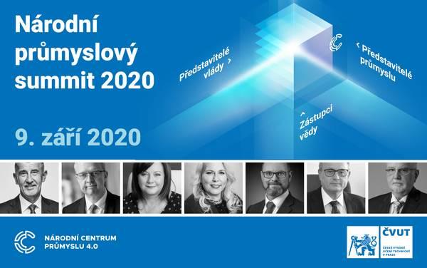 Národní průmyslový summit 2020