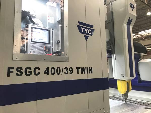 tyc fsgc 400/39 twin