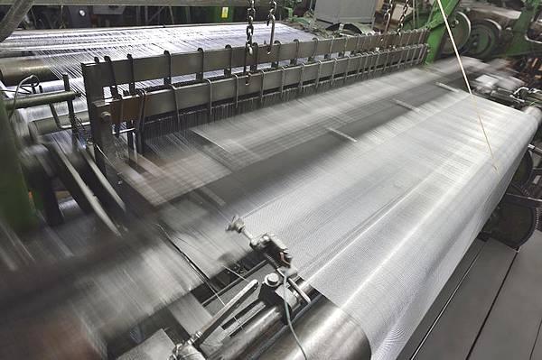 ocelová tkanina tž