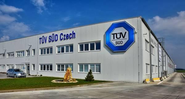 TUV SUD ČR