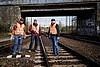VUT FSI senzory železnice