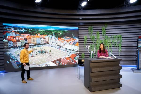 virtuální prohlídky čez