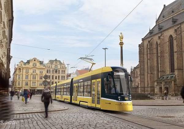 inteligentní tramvaj
