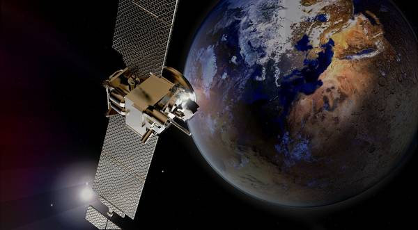 satelit kosmos