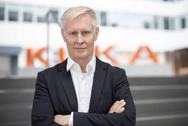 Gerald Mies CEO KUKA