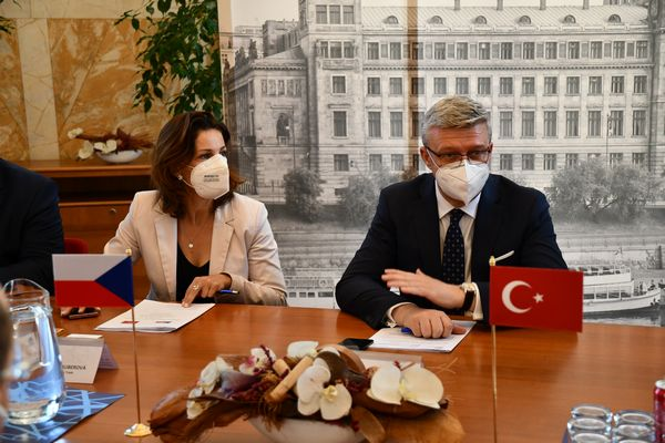 Havlíček MPO Turecko