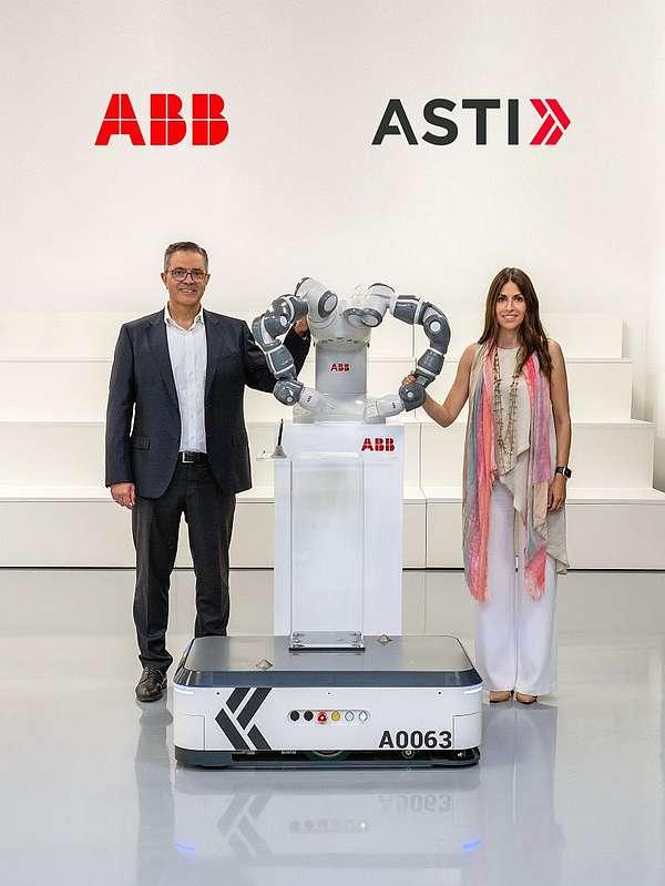ASTI Mobile Robotics Group