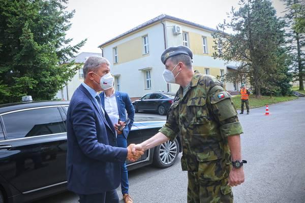 Andrej Babiš armáda
