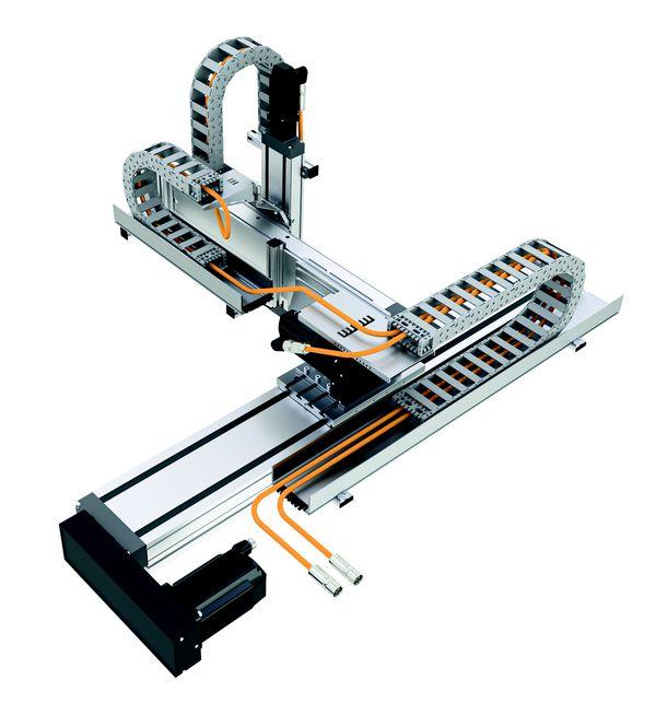 lineární robot rexroth