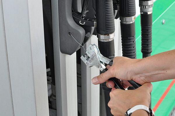 ČOI kontrola pohonných hmot