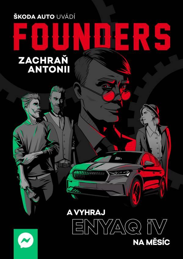 škoda auto founders