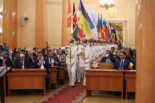 Ukrajina Anna Nykodýmová