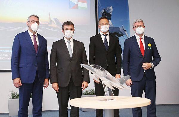 návštěva maďarského ministra