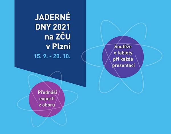 jaderné dny v plzni 2021
