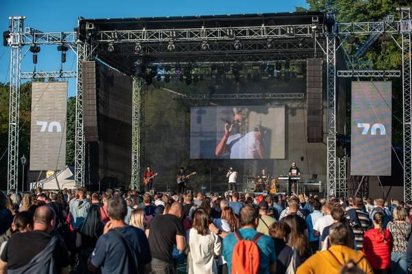 Liberty Ostrava 70 let výročí