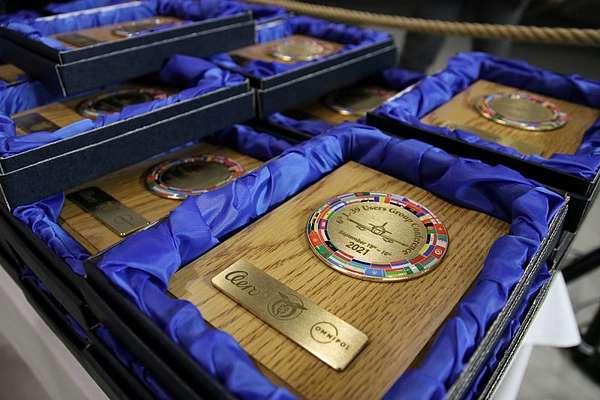 medaile aero vodochody